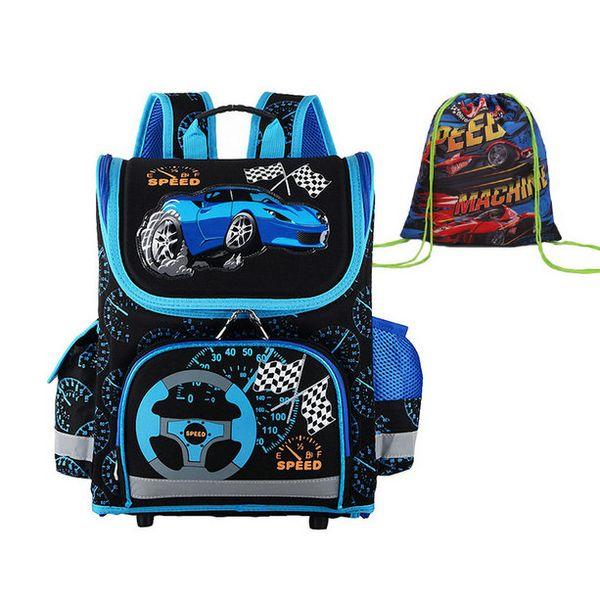 Children's Backpack Kids Cartoon School Bags for Boys Anime School Backpack for Girls Orthopedic Schoolbag