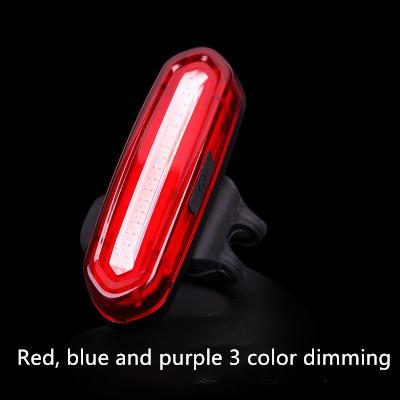 Red, blue and purple 3 color dimming