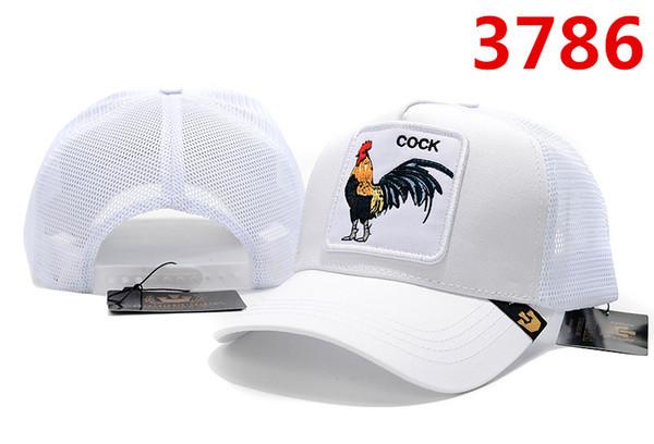 أزياء القطن تنفس قبعة بيسبول 3D التطريز ظلة الشمس حماية Sunhats القبعات Snapback عارضة