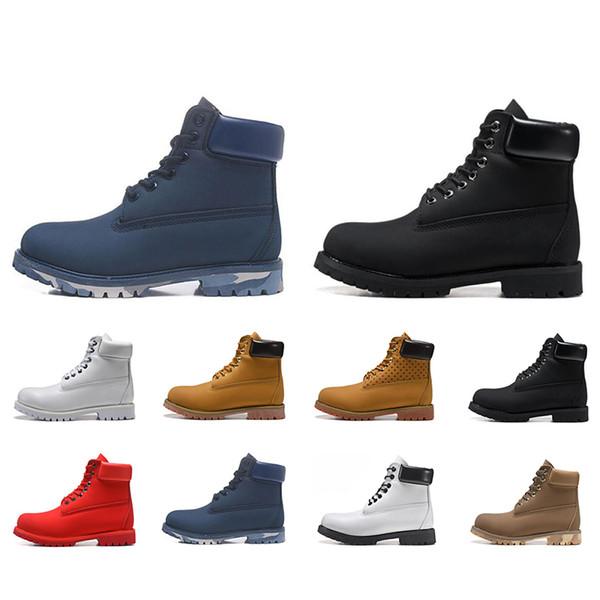 timberland 2020 Yeni Boots Lüks Gerçek Deri Womens Tasarımcı Yüksek topuk Elbise Ayakkabı Spor Tenis Spor ayakkabılar siyah Günlük Ayakkabılar 36-45 boyutu Geldi