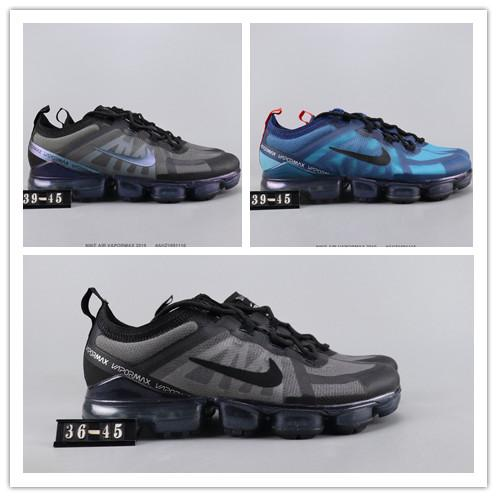 Free Shipping New 2019 Mens Shoe Sneakers Plus Breathable Air Cusion Desingersvapormax Casual Running Shoes New Arrival Color