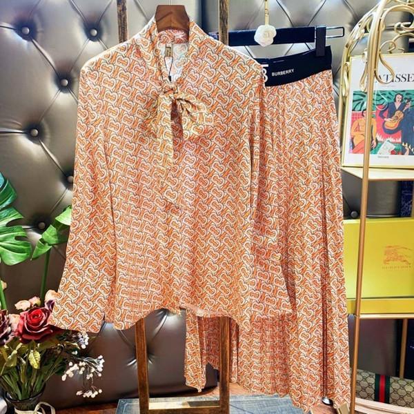 Womens jupe mélange de mousseline de soie occasionnel jupe de mode large costume costume jupe d'été
