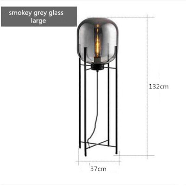 smokey grey 132CM