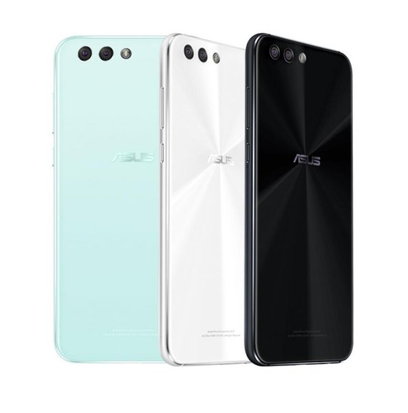 ASUS Zenfone4 ZE554KL Octa Core Snapdragon 630 4GB RAM 64GB ROM Android 7.1.1 5.5inch FHD Screen 3300mAh NFC Moblie Phone 5V2A