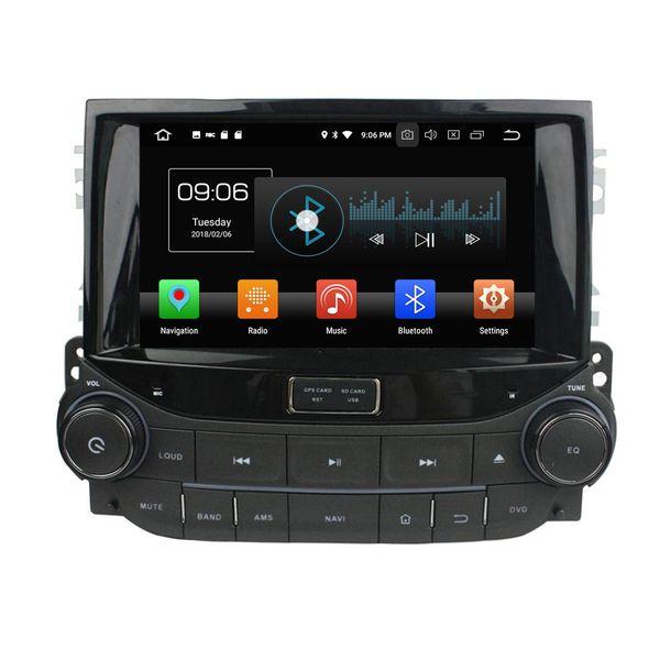 "4GB+32GB IPS Octa Core 2 din 8"" Android 8.0 Car DVD GPS for Chevrolet Malibu 2014 2015 RDS Radio Audio Bluetooth WIFI USB"