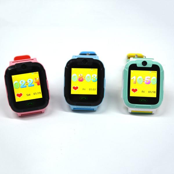 ColMi 3G Tracking GPS Watch para niños Llamada para reloj inteligente para niños con cámara SOS Location Device Tracker baby Safe