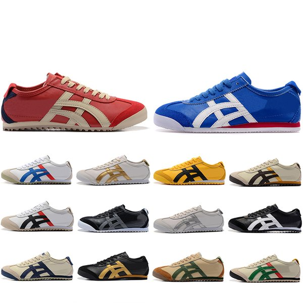 With Box Onitsuka Tiger Running Shoes For Men Women Athletic Outdoor Boots Brand Sports Mens Trainers Sneakers Designer Shoe US 5-10