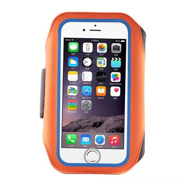 Orange-5 polegadas Mobile Phone Universal