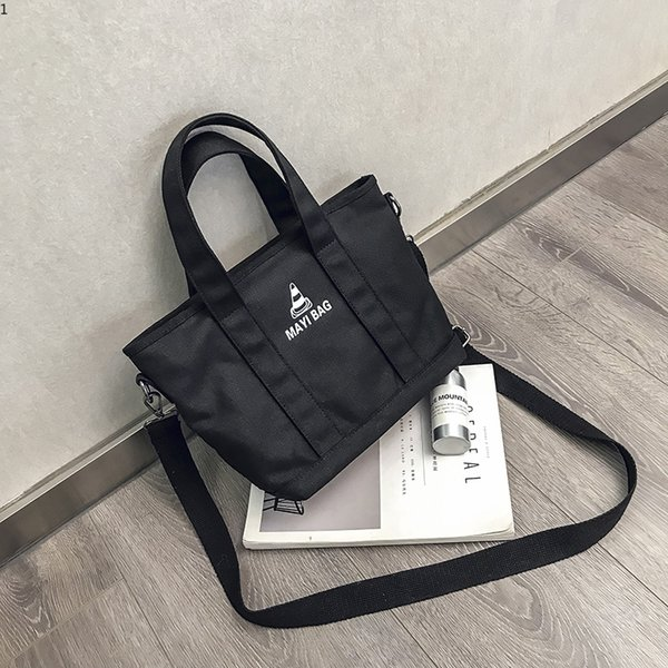 Canvas Crossbody Shoulder Bags Women Girls Totes Casual Messenger Handbags