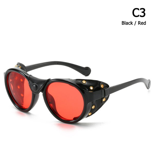 C3 Negro Rojo