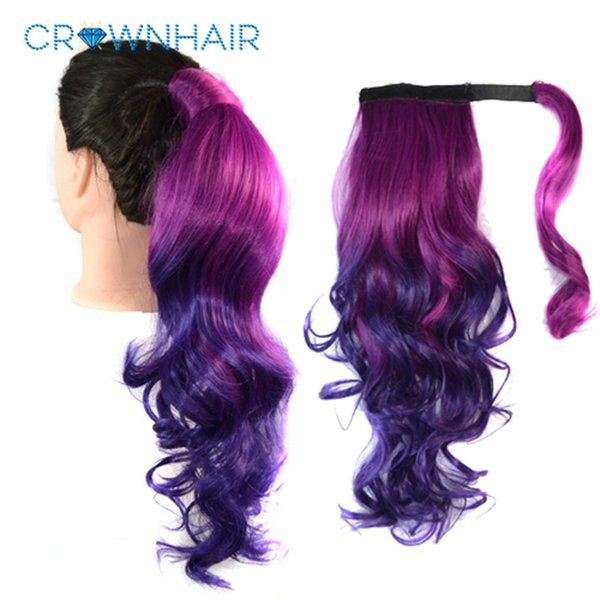 Saç saçlarınızı Uzantıları'nda Hairpieces Sahte Around the 16