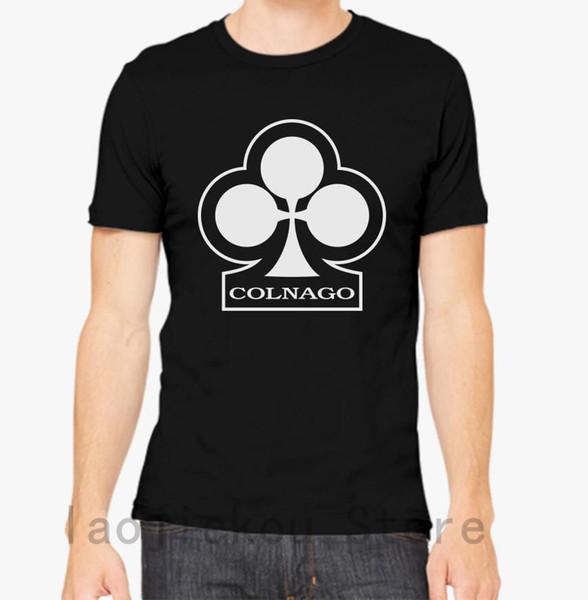 Colnago велосипедная футболка мужская футболка топы футболка 100% хлопок с принтом смешная футболка с коротким рукавом