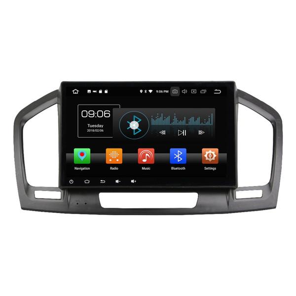 "4GB+64GB PX5 10.1"" Android 8.0 Car DVD Radio GPS for Opel Insigina Buick Regal 2009 2010 2011 2012 2013 Bluetooth WIFI USB Mirror-link"