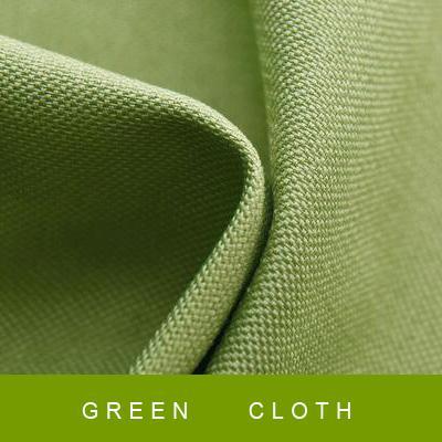 녹색 천 2 개