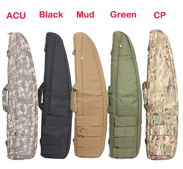1.18M Tactical Gun Carry Bag Rifle Case Shoulder Pouch Hunting Backpack Military Combat Gun For Shooting Airsoft Paintball Bag #266338
