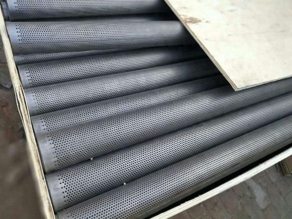 titanium per kg and titanium alloy pipe high quality by china suppliers Wholesale Welded Titanium Helical Corrugated Pipe