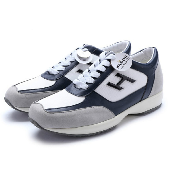 new Italian interactive sneakers designer brands shoes men fashion shoes luxury Leather casual shoes top quality 6dfg