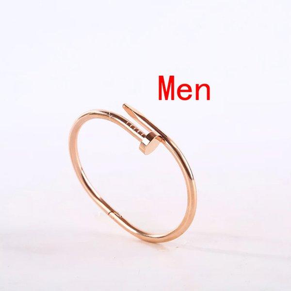 rose gold men