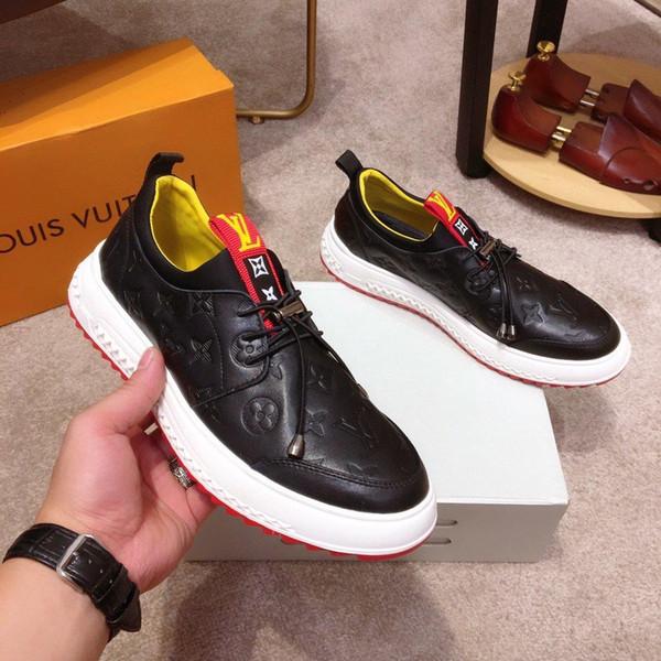 los zapatos de los hombres de la moda informal new2 calzado deportivo transpirable de los hombres de la personalidad Recorrido al aire libre cómodos zapatos para correr Zapatos Hombre