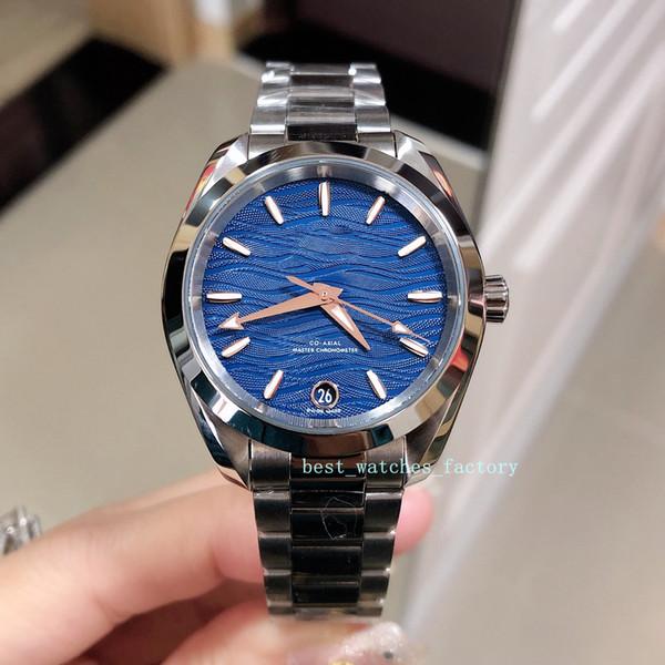 6 couleurs VS premières dames montre-34mm-Cal.8800 plongeur 150M saphir chronographe automatique de précision montre lunette en céramique marine mécanique