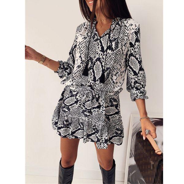 Bohemian Winter Ladies Linen Dresses Ropa de mujer Vestido de compras en línea Lady Robe Latex Partydress Hippy Women Clothes Tassel