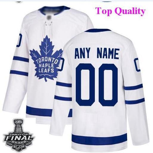promo code 044ea 3d102 2019 Custom Toronto Maple Leafs Nhl Hockey Jerseys Mitchell Marner Nazem  Kadri 2019 Stanley Cup Final Patch Jersey 4xl 5xl 6xl Cheap Shirts Kids  From ...