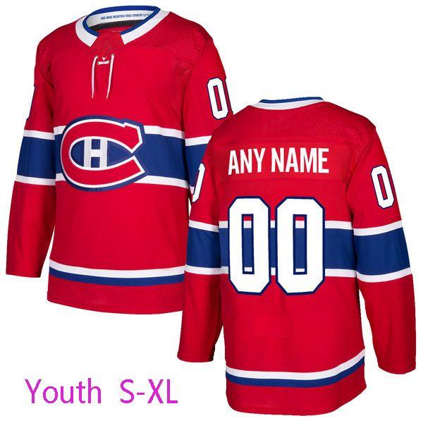 Gençlik Kırmızı S-XL