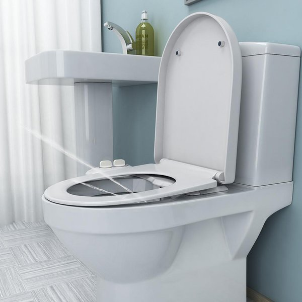 Outstanding 2019 Fashion Fresh Water Spray Non Electric Mechanical Bidet Toilet Seat Attachment Bathroom Fashion New Mechanical Bidet Seat From Sweettbuy 16 97 Caraccident5 Cool Chair Designs And Ideas Caraccident5Info