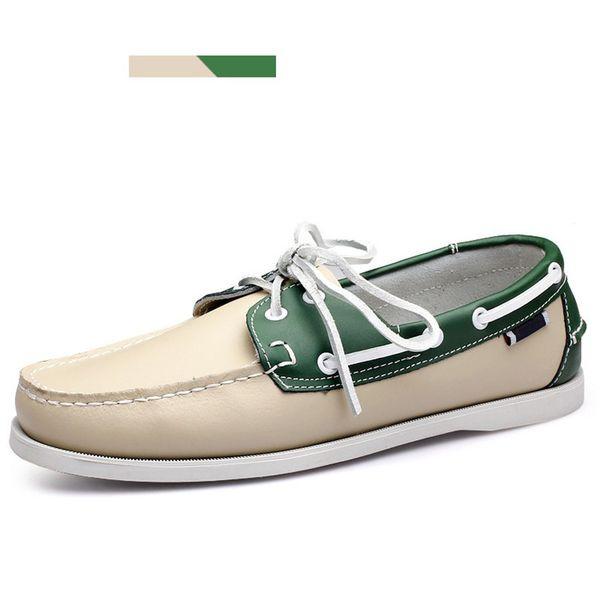 Weiß Grün