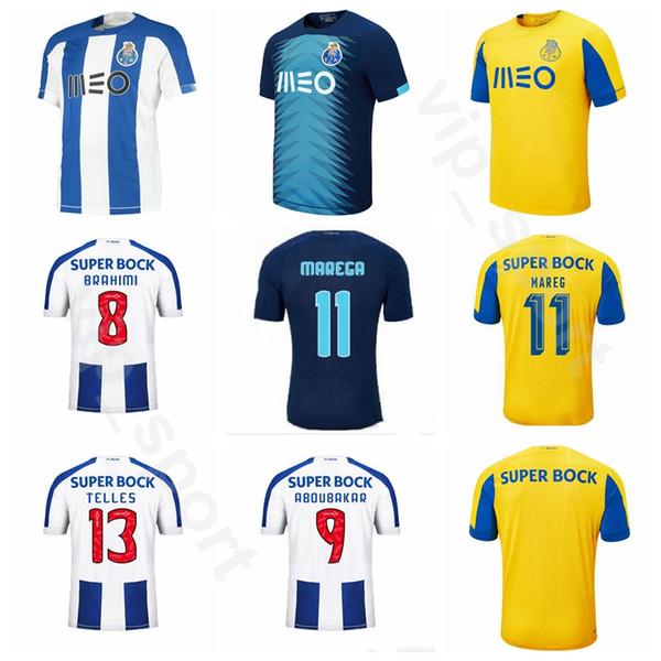 cheap for discount 65275 0cf0e 2019 2019 2020 Soccer FC Porto Jersey 29 SOARES 11 MAREGA 17 ...