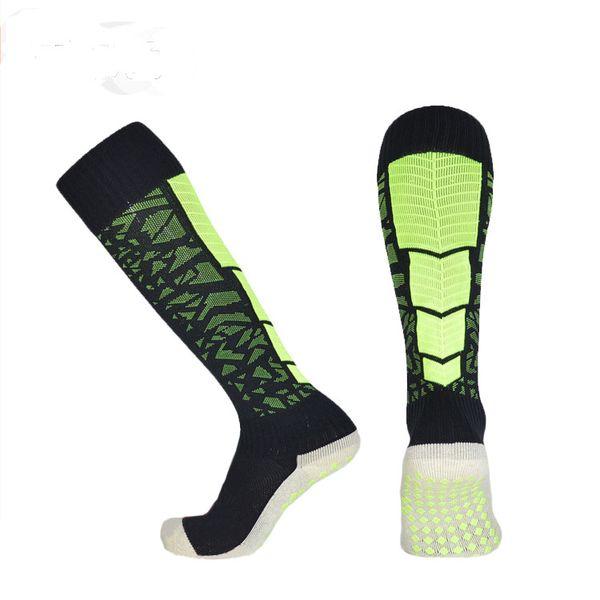 New Long Colorful Tocksox Soccer Socks Anti Slip Trusox Mid-calf Cotton Football Socks Calcetin De Futbol Meias Calcetines Football Socks