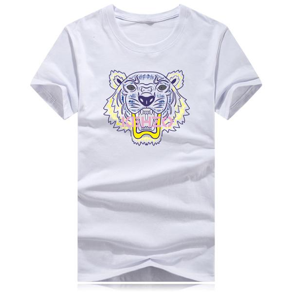 K g Marca de fábrica Camisetas hombre mujer 9 camisas de color más el tamaño Casual T Shrits Cuello redondo de manga corta al aire libre poloshirt Ropa de golf