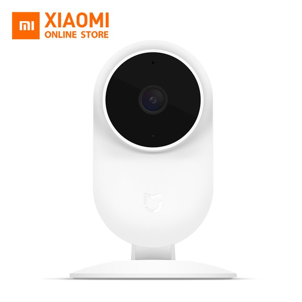 Original Xiaomi Mijia Smart Camera 1080P 130 Wide Angle 2.4GHz WiFi 10m Night Vision Hierarchical Detection APP Remote Control