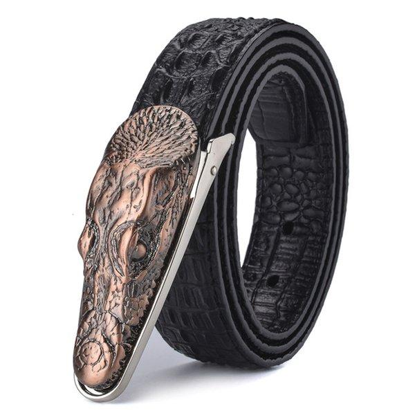 Color:Bronze 2&Belt Length:105cm