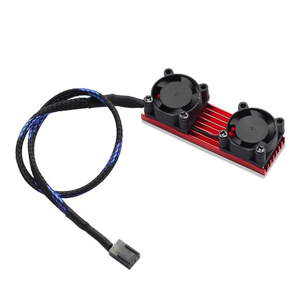 PCIE M.2 Universal Parts Silencieux Thermique Pad 3 Broches En Aluminium Radiateur Dissipateur de Chaleur Dissipation Disque Dur SSD Ventilateur de Refroidissement