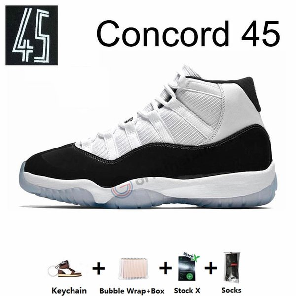 11s - Concord haut 45
