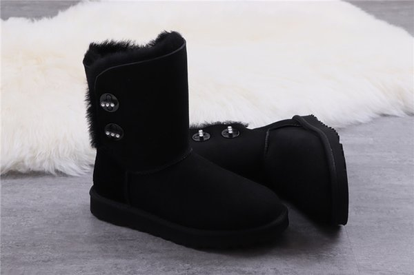 2018 winter New YOUGG Australia Classic snow Cheap womens winter fashion BOOTS Ankle Plus cotton shoes