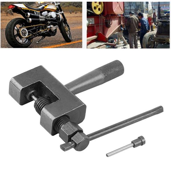 Motorcycle Bicycle ATV Heavy Chain Breaker Splitter Cutter Repair Kit 415 420