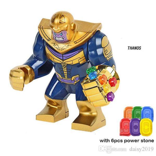 Avengers Infinity War Chromed Infinity Gauntlet Power Stones Toys Legosite  Thelego From Z_toys, $1 45  DHgate Com