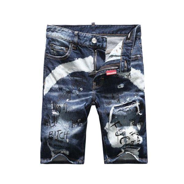 Nueva Miri Jeans denim biker recto jeans ajustados pantalones casuales Cowboy Famous Brand Zipper Designer Hot Sale Mens Designer Jeans s5