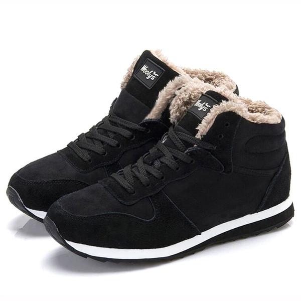 Acquista Inverno Uomo Stivaletti Stivali Uomo Scarpe Casual Scarpe Invernali Doposci Peluche Sneakers Lover Sneakers Uomo 35 47 A $24.94 Dal Gavingg |