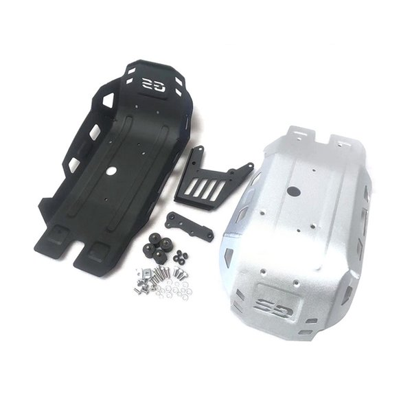 Motorcycle Engine Guard Cover Chassis Protection Skid Plate Panel For F750GS F850GS 2018 2019 F 850 750 GS Black Silver