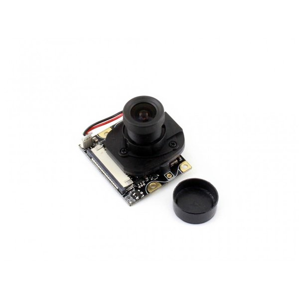 Freeshipping Raspberry Pi IR-CUT Camera Night Vision 5 MP OV5647 Sensor Supports all Revisions of the Pi