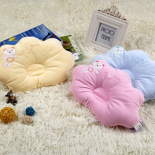 Baby Pillow Newborn Head Protection Cushion Bedding Infant Nursing Pillow