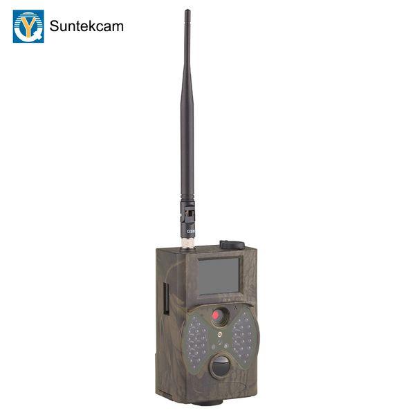 SUNTEKCAM HC-300M 12MP 940nm Trail Cámara Wild Night Vision Cámara de caza MMS GSM GPRS 2G Trampa Photo Trap Game Cameras