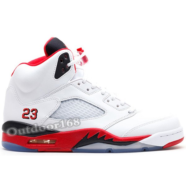 #20 Fire Red