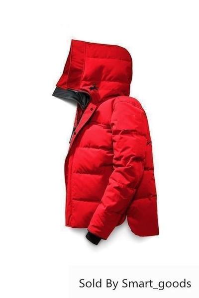 Classic Design Winter Thick Men Goose Brand Down Parkas Jackets Coats Fashion Windproof Mens Down Coat S-xxl