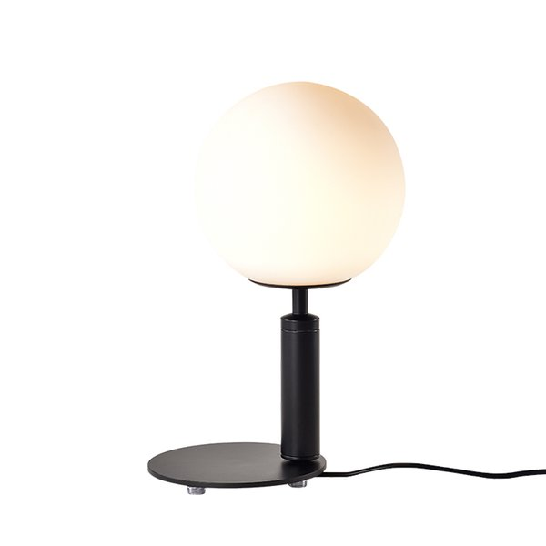 2019 Nordic Creative Decoration Bedroom Table Lamps Contemporary Study  Mararon Glass Desk Lamp From Udesign, $150.76 | DHgate.Com