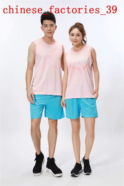 best selling a 002 Suit Suit Summer Men's and Women's Fast-drying Volleyball Clothes Training Clothes Sports Short-sleeved Customized Group Purchase