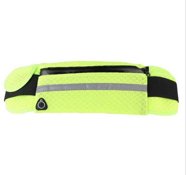 Running Bag Waist Belt Pocket Sports Bag Waist Pouch Fanny Pack for Men Women Training Racing Jogging Hiking Cycling Belts Bags